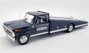 1:18 1970 Ford F-350 Ramp Truck - Cobra