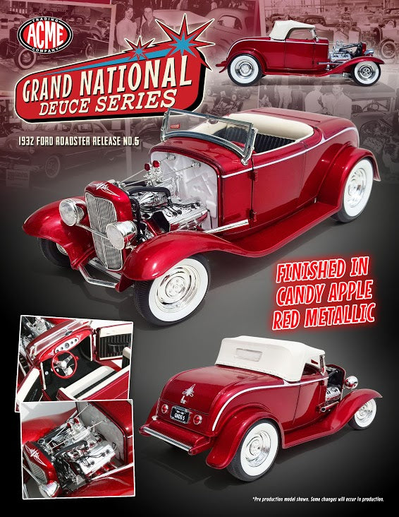 Grand National Deuce Series No 5