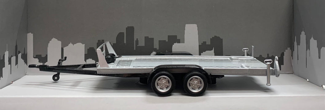 1:43 Scale Car Trailer