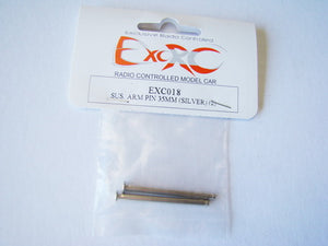 EXC018 - 35mm Suspension Arm Pin (2)