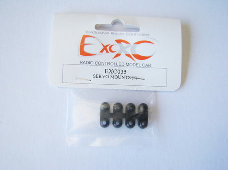EXC035 - Servo Mounts (4)