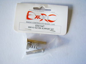 EXC047 - Servo Saver Support Set
