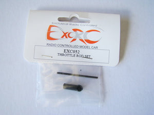 EXC052 - Throttle Rod Set