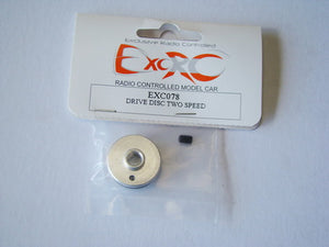 EXC078 - Drive Disc Two Speed