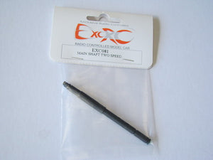 EXC081 - Main Shaft Two Speed