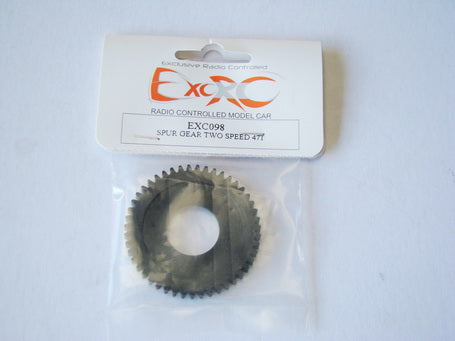 EXC098 - Spur Gear Two Speed 47T