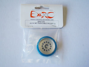 EXC131 - Aluminium 38T Timing Belt Pulley (1)