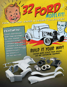 '32 Ford - Model Kit - Roadster