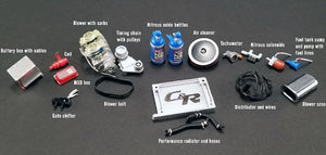 1:18 scale 1320 Drag Kings Accessory Pack