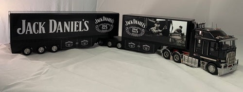 Jack Daniels Kenworth K200 B-Double (1 METRE LONG)