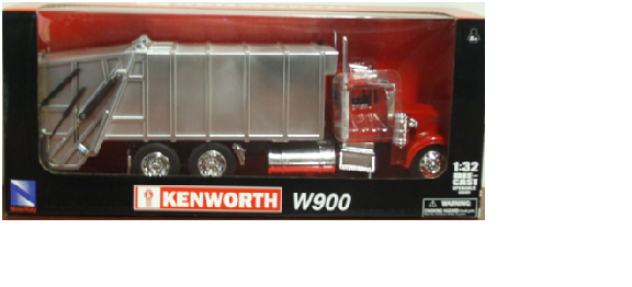 Kenworth W900 Rubbish Truck