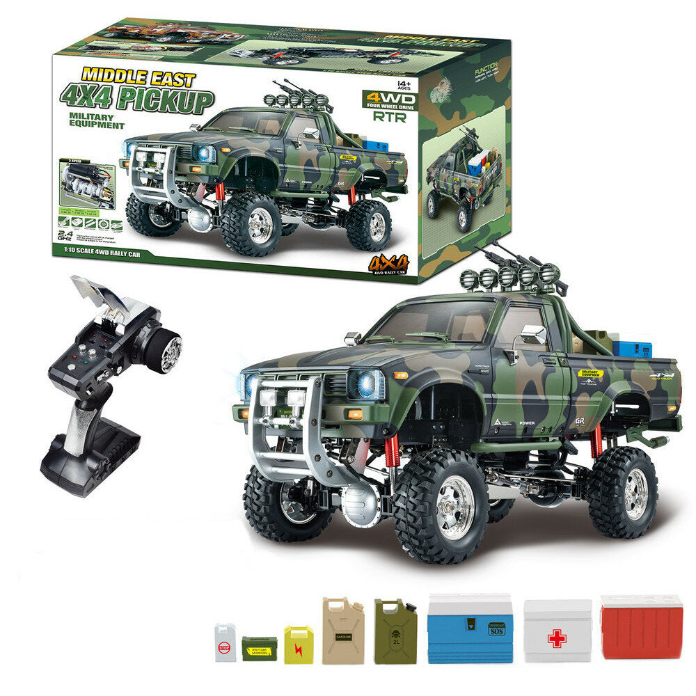 1:10 4WD Off-Road Middle East 4x4 Pick Up