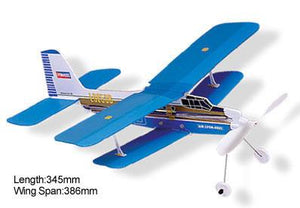 Rubber Band Powered Planes Antonov An-2M