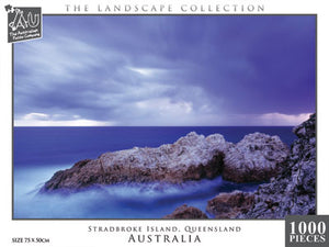 Stradbroke Island, Queensland, 1000pc