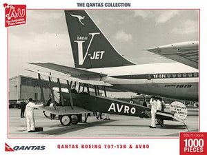 The 707-13B and AVRO