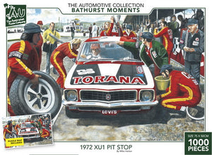 The Bathurst Collection - 1972 XU1 Pit Stop 1000pc