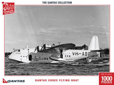 The Qantas S23, Cooee Flying Boat