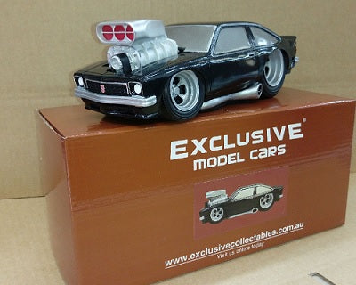 A9X Torana (Black) - Resin Model Car