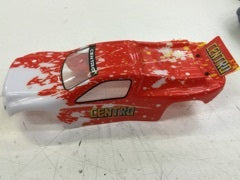 1:18 Himoto Centro Body Shell - Red