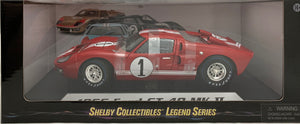 1:18 Ford Shelby GT40 MK II (Red) #1