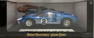 1:18 Ford Shelby GT40 MK II (Blue)