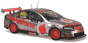 "Craig Lowndes' 2012 ""End of an Era"" Team Vodafone VE II Commodore"