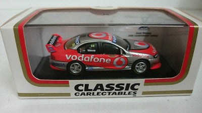 2008 Whincup Championship Winner Ford Falcon