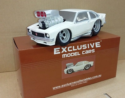 A9X Torana (White) - Resin Model Car