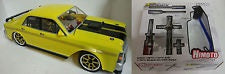 1:10 RC Nitro EXCRC Petrol Engine Yellow Ford Falcon XY GTHO On Road Car