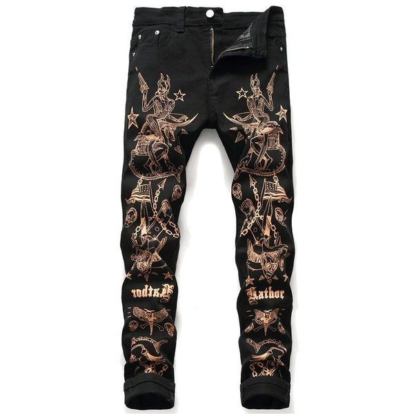 Men's Denim Pants