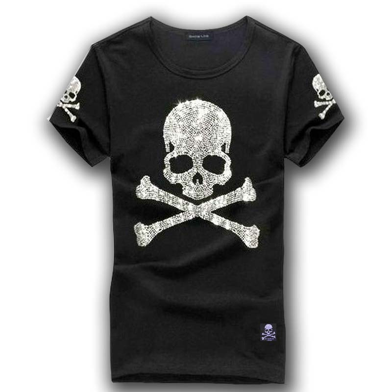 Real Darkness Skull T-Shirt