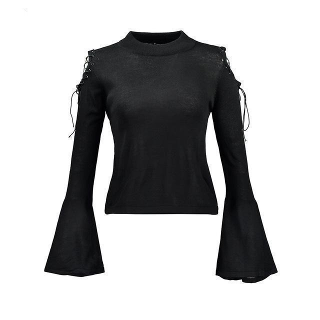 Women's Gothic Sweater