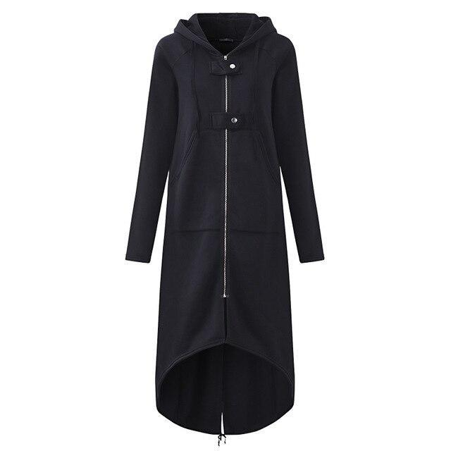 Women's Hooded Coat