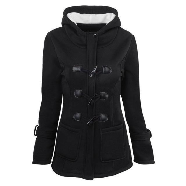 Gothic Hooded Coat