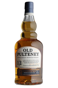 Old Pulteney 12 Year Old 70cl - Maxwell's Clarkston