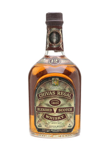 Chivas Regal 12 Year Old 70cl - Maxwell's Clarkston