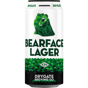 Bearface Lager - Maxwell's Clarkston