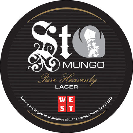 St. Mungos - Draught Beer Pint - Local Delivery/ Collection Only