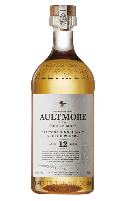 Aultmore 12 Year Old 70cl - Maxwell's Clarkston