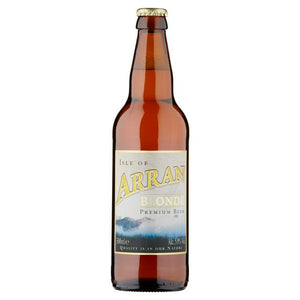 Arran Blonde Ale 500ml - Maxwell's Clarkston