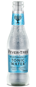 Fever-Tree Mediterranean Tonic Water 200ml - Maxwell's Clarkston
