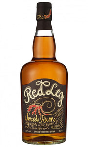 RedLeg Spiced Rum 70cl - Maxwell's Clarkston