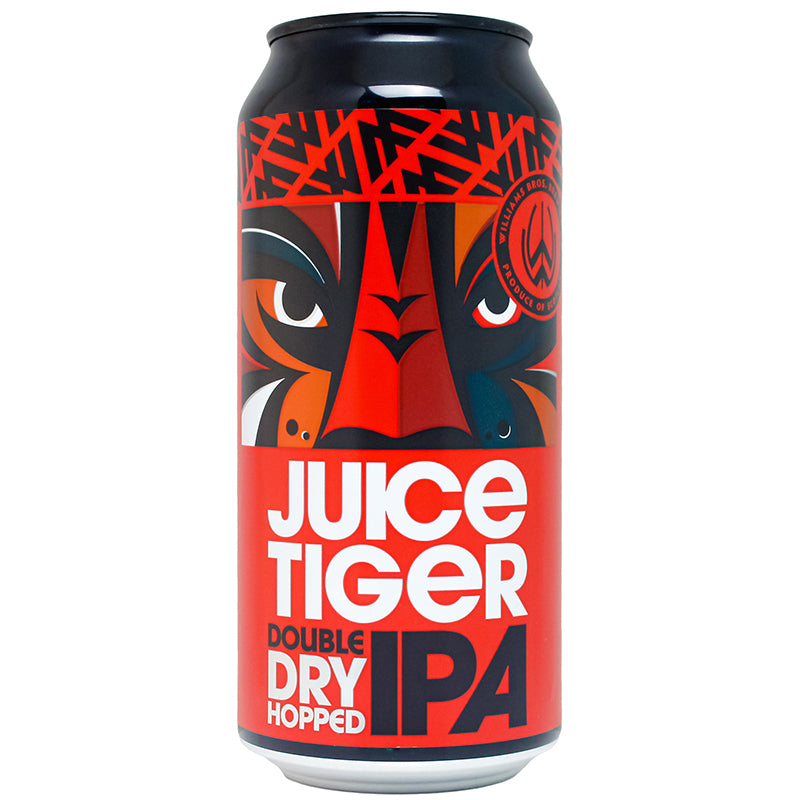 JUICE TIGER Double Dry Hopped IPA