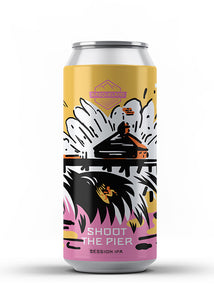 Basqueland – Shoot The Pier 440ml