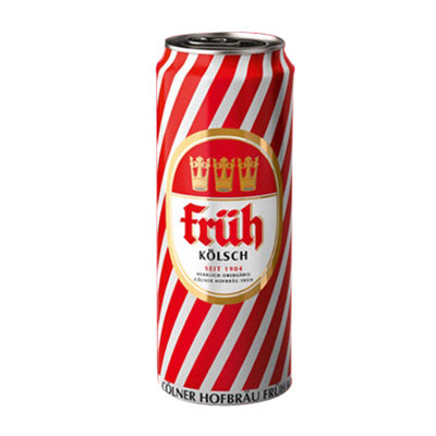 Fruh Kolsch 500ml Cans - Maxwell's Clarkston
