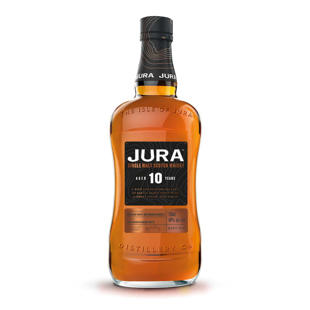 Jura 10 Year Old 70cl - Maxwell's Clarkston
