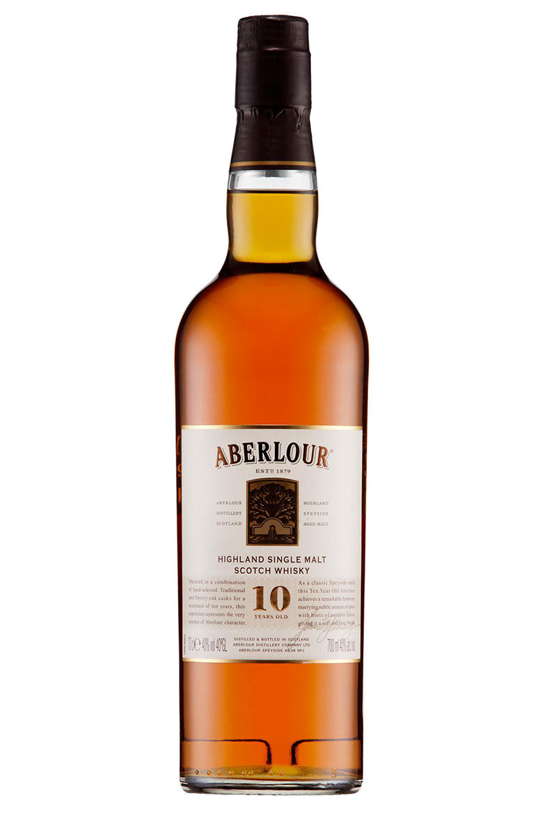 Aberlour 10 Year Old 70cl - Maxwell's Clarkston