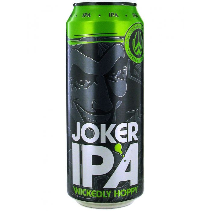 Joker IPA can 500ml