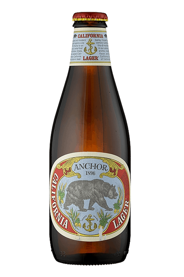 Anchor California Lager 335ml - Maxwell's Clarkston