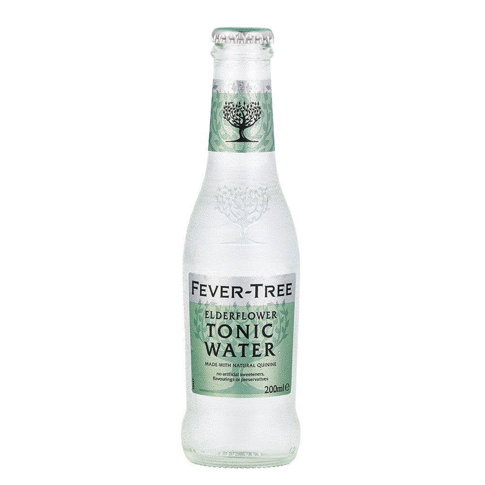 Fever-Tree Elderflower Tonic Water 200ml - Maxwell's Clarkston